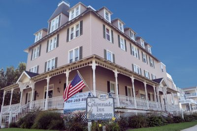 The Colonnade Inn In Beautiful Sea Isle City