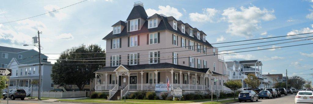 The Colonnade Inn, Sea Isle City