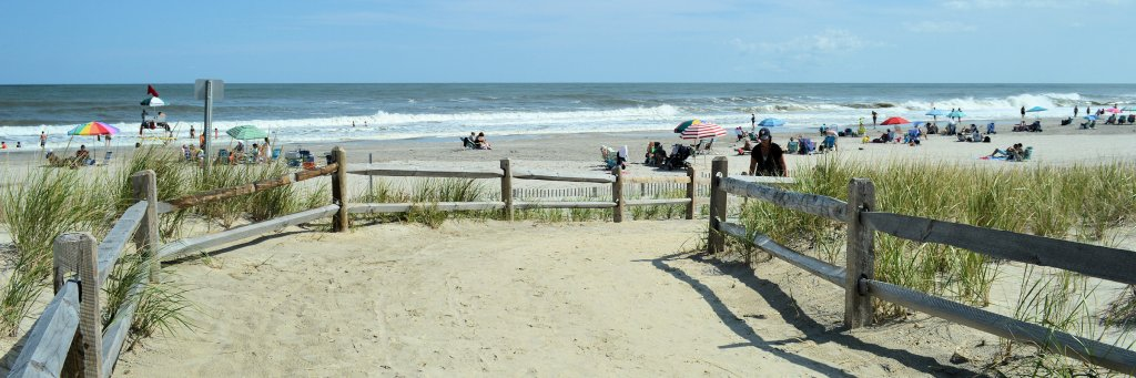 Beach Access, Sea Isle City